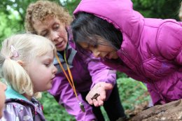 Forest School Montessori in Wheeler End, Bucks