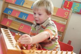 Sunshine Montessori learning in Wheeler End, Bucks