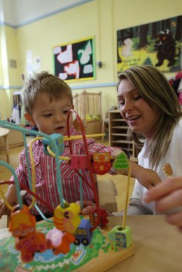 Teacher at Montessori Nursery, Wheeler End